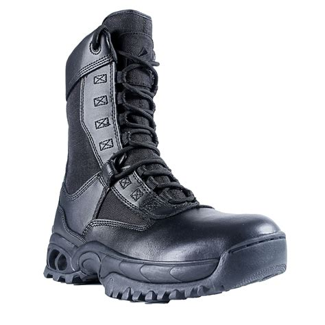 Ghost Zipper Steel Toe Multi Shoe