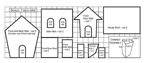 Gingerbread-House-Plans-Free