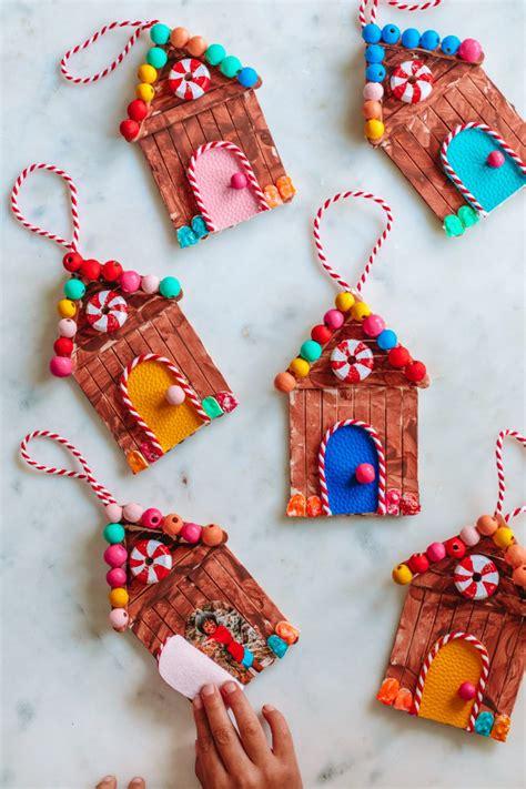 Gingerbread-Ornaments-Diy