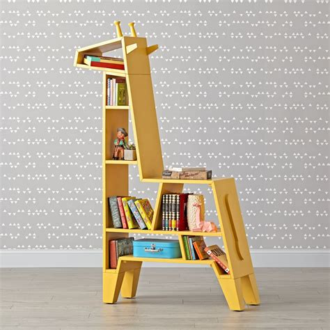 Giraffe-Bookshelf-Plans