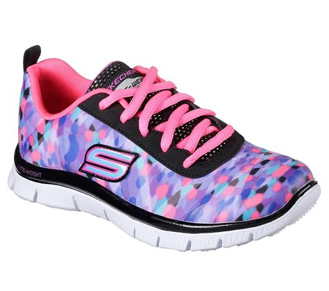 Girl's Skechers Skech Appeal Rainbow Runner Sneakers