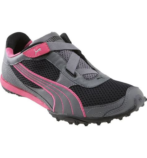 Girls Puma Velcro Sneakers