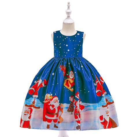 Girls-Snowflake-Dress
