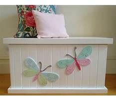 Best Girls toy chests & storage