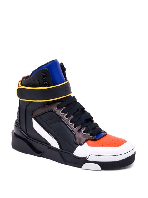 Givenchy High Top Nike Sneakers