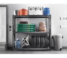 Best Gladiator storage shelves