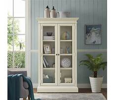 Best Glass bookcases uk