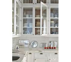 Best Glass cabinet door fronts