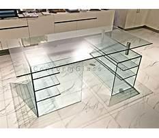 Best Glass office desks toronto