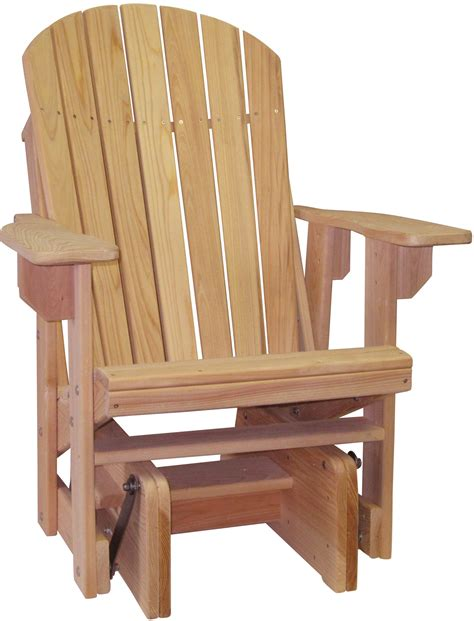 Glider Adirondack Chair Patterns