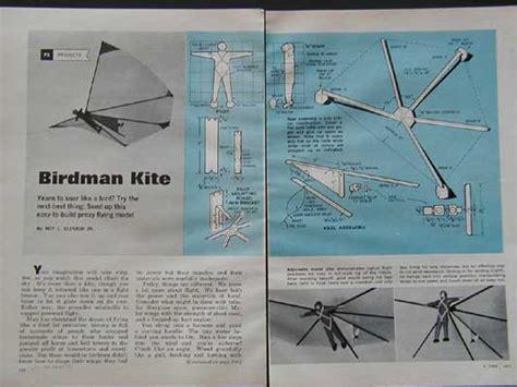 Glider-Kite-Plans