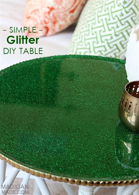 Glitter-Table-Top-Diy