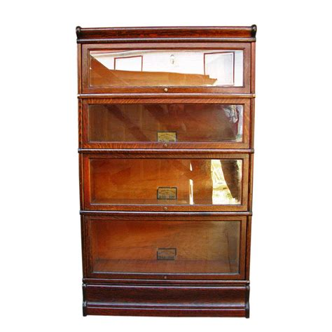 Globe Wernicke Barrister Bookcase Plans