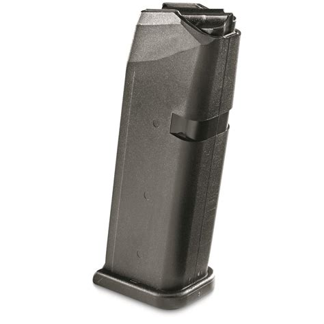 Glock Model 19 Magazine 9mm Luger 15 Rounds - 220437 .