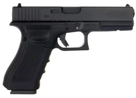 Glock 17 Reference And Glock 17 Rtf2 With Fish Gills For Sale