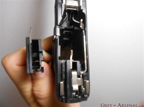 Glock 19 Ejector Bent And Glock 19 Front Sight Adjustment