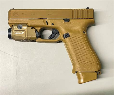 Glock 19 For Casket And Flower Moves And Glock 19 Rifle Gear