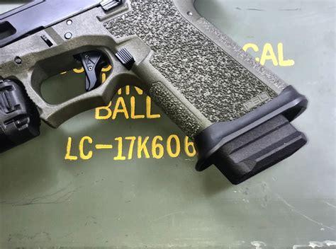 Glock 19 Magazine Base Plate And Glock 19 Bb Gun Drum Magazine