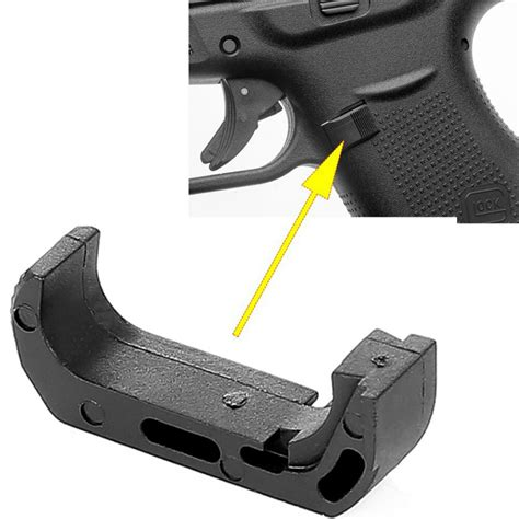 Glock 19 Magazine Catch Reverse And Glock 19 Magazine Loader
