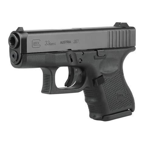 Glock 33 Gen 4 357sig Pg3350201 Dk Firearms And Butt Plate Parts Stock Parts At Sinclair Inc