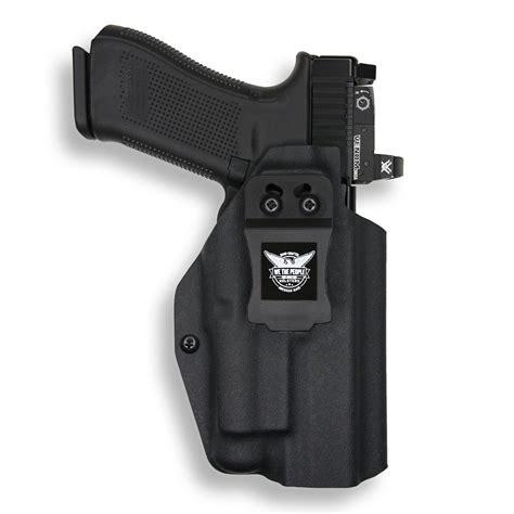 Glock 34 Mos Iwb Holster And Glock 34 Vs 17 For Idpa