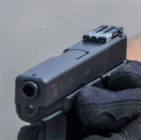 Glock 43 Meprolight And Glock Banner For Sale