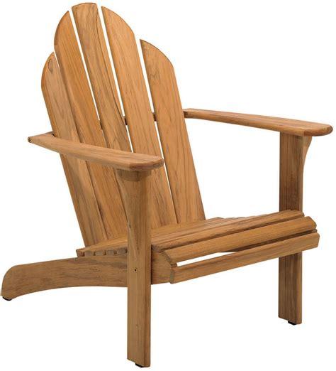 Gloster-Teak-Adirondack-Chair