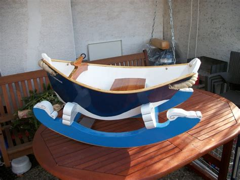 Gloucester Rocking Boat Plans