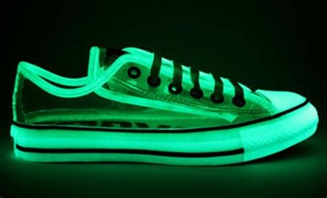 Glow In The Dark Converse Sneakers