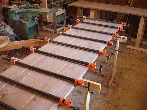Gluing-Boards-Together-Woodworking