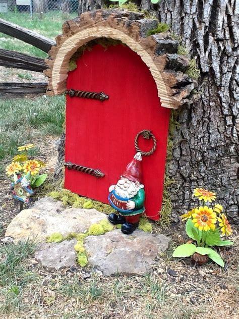 Gnome-Tree-Door-Plans