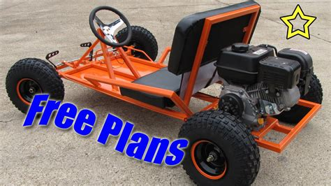 Go Kart Plans PDF Download