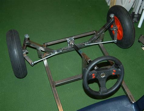 Go-Kart-Rack-And-Pinion-Steering-Plans