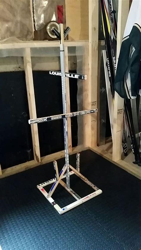 Goalie-Equipment-Drying-Rack-Plans