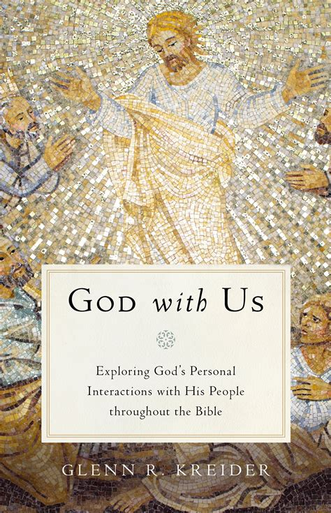 [pdf] God With Us Exploring God S Personal Interactions With .