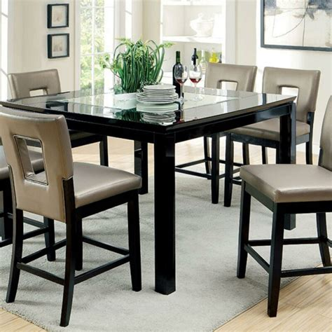 Goddard Contemporary Counter Height Dining Table