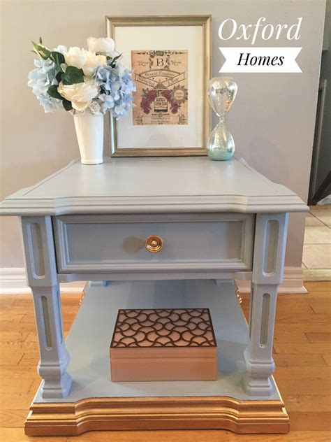 Gold Accent Table Diy
