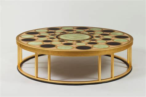 Gold Leaf Coffee Table Diy Ideas
