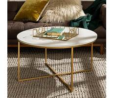Best Gold x coffee table base
