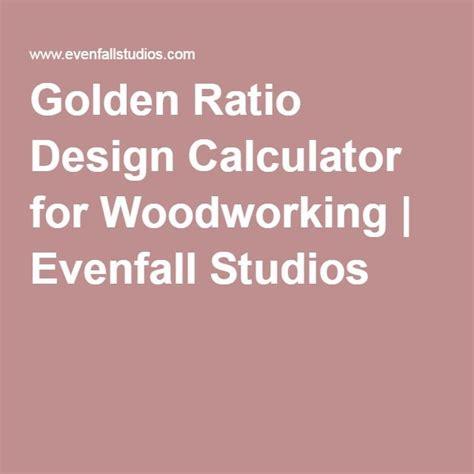 Golden-Ratio-Woodworking-Calculator