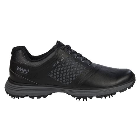 Golf 2017 Helium Tour Event Mens Spikes Microfibre Golf Shoes Waterproof