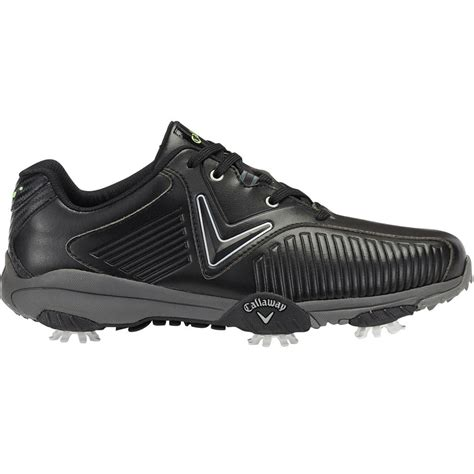 Golf 2018 Mens Chev Series Mulligan Spiked Golf Shoes