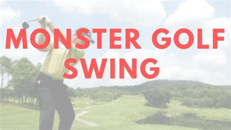 @ Golf Shaft Reviews Monster Golf Swing Scam Review -Does .
