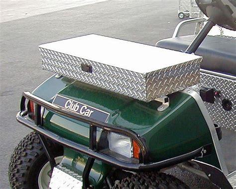 Golf Cart Ammo Box And Huss Ammo Box
