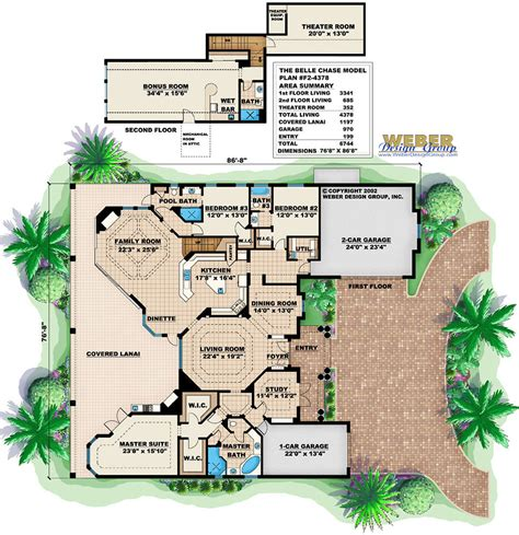 Golf-Course-Patio-Home-Floor-Plans