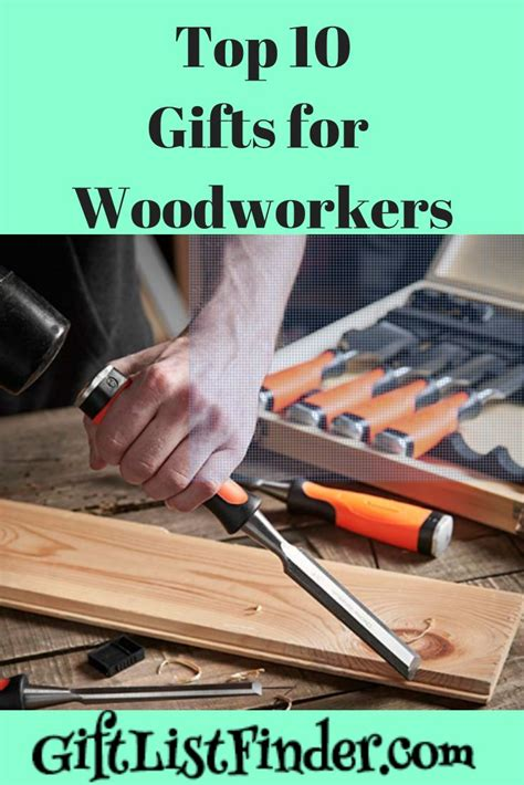 Good Gifts For Woodworkers