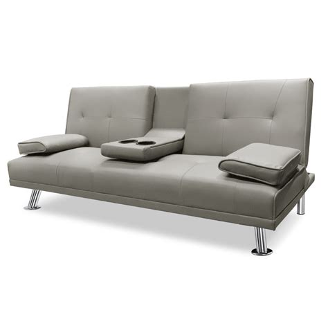 Good Price Leather Fold Out Couch