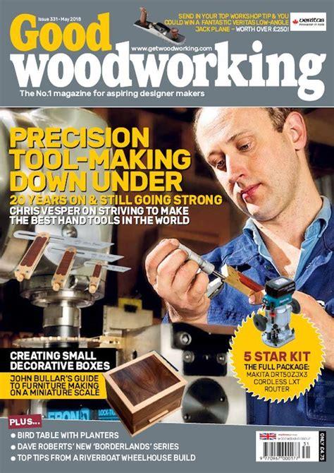 Good-Woodworking-Magazine