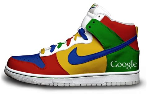 Google Nike Sneakers For Sale