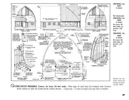 Gothic-Arch-Barn-Plans